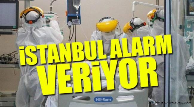 İSTANBUL'DA HASTANELER ALARM VERİYOR, YEŞİLKÖY'DE YER KALMADI !