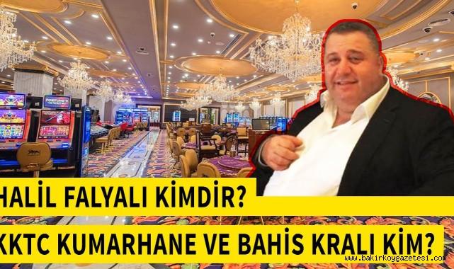 Halil Falyalı Kıbrıs'ta gözaltına alındı!